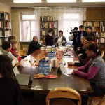 Pierwsze Spotkanie Klubu Czytelnika w Żyrardowie