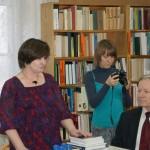 Pierwsze spotkanie w Klubie Czytelnika w Żyrardowie