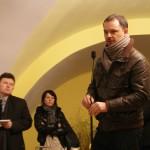 Paweł Barabasz, Nadiya Lapina i Iwan Kozlowski