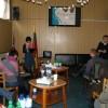 Prezentacja partnera z Litwy przez koordynatora po stronie litewskiej Violeta Deksniene
